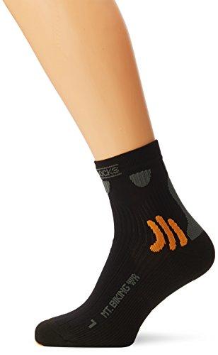 x-socks-chaussettes-de-cyclisme-pour-adulte-funktionssocken-mountain-water-repellent-noir-noir-35-38