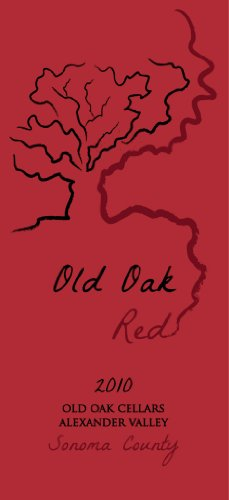 2010 Old Oak Red Blend 750 Ml