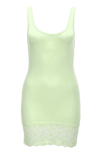 ONLY - 15072354, Top da donna, verde (ambrosia), L