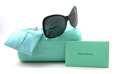 TIFFANY 4024 color 80553F Sunglasses