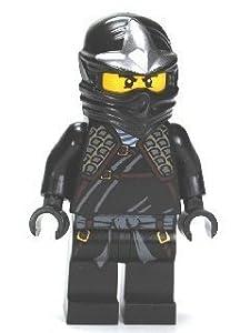 LEGO Ninjago: Cole ZX (Zen Extreme) Minifigure