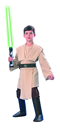 Star Wars Jedi Deluxe Child Costume, Medium