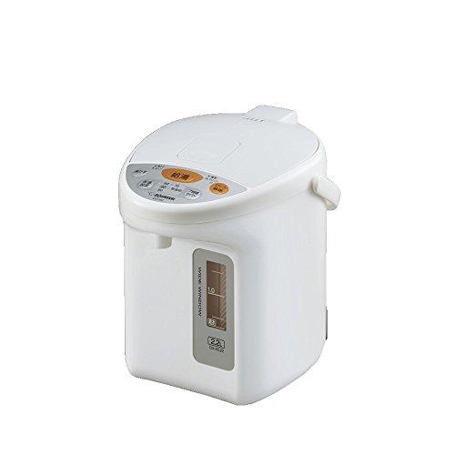 象印 電動ポット2.2L ホワイト CD-XC22-WA