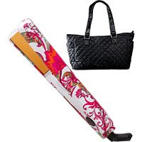 Ultra CHI Spring Paisley Flat Iron (Quantity of 1)
