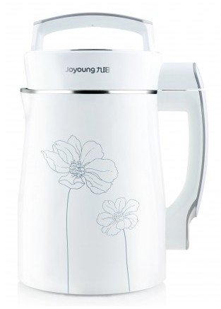 BONUS PACK! Joyoung CTS-1098 Easy-Clean Automatic Hot Soy Milk Maker with FREE Soybean Bonus Pack