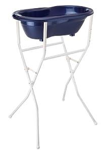 Rotho Babydesign 20096 0001 - Soporte plegable y ajustable en altura para las cubetas Style, Top Y Bella Bambina - BebeHogar.com