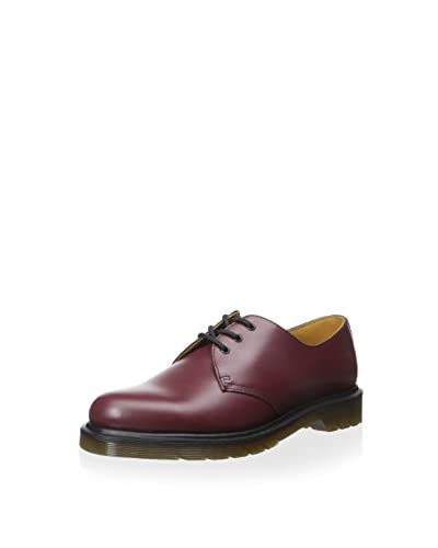 Dr. Martens Women's Leather Oxford  [Cherry Red]