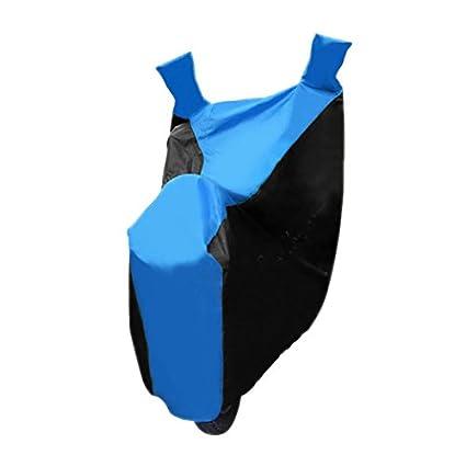 Speed-Bike-Body-Cover-(Blue-and-Black)-Bajaj-Discover-125
