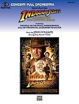 Concert Suite from Indiana Jones and the Kingdom of the Crystal Skull Conductor Score & Parts