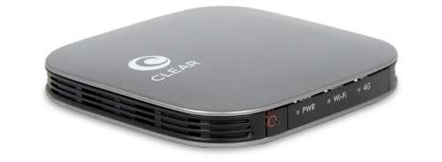 CLEAR Spot Voyager IFM-910CW 4G Wireless Hotspot
