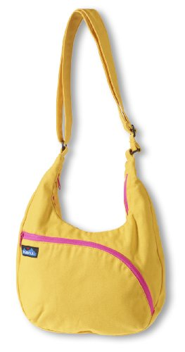 KAVU Women's Sydney Satchel, Gold, One Size