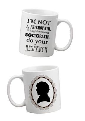 11 Oz Coffee Mug I'm Not a Psychopath