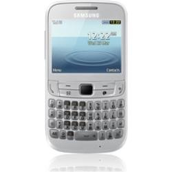 Samsung GT-S3570RWACIT Cellulare Chat Txt 2, Bianco Ceramico