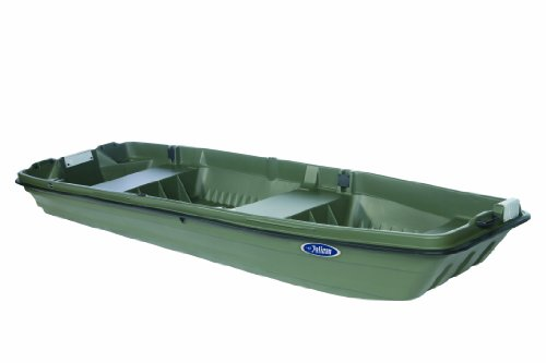 Pelican Intruder 12 Fishing Boat, Khaki