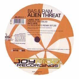Bas & Ram - Alien Threat