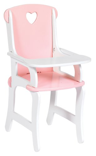 Small World Toys All About Baby Dolls -High Chair (For Dolls Only) front-299657