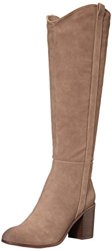 BC Footwear Women's In Cahoots Western Boot, Taupe, 7.5 M US (Boots Footwear)