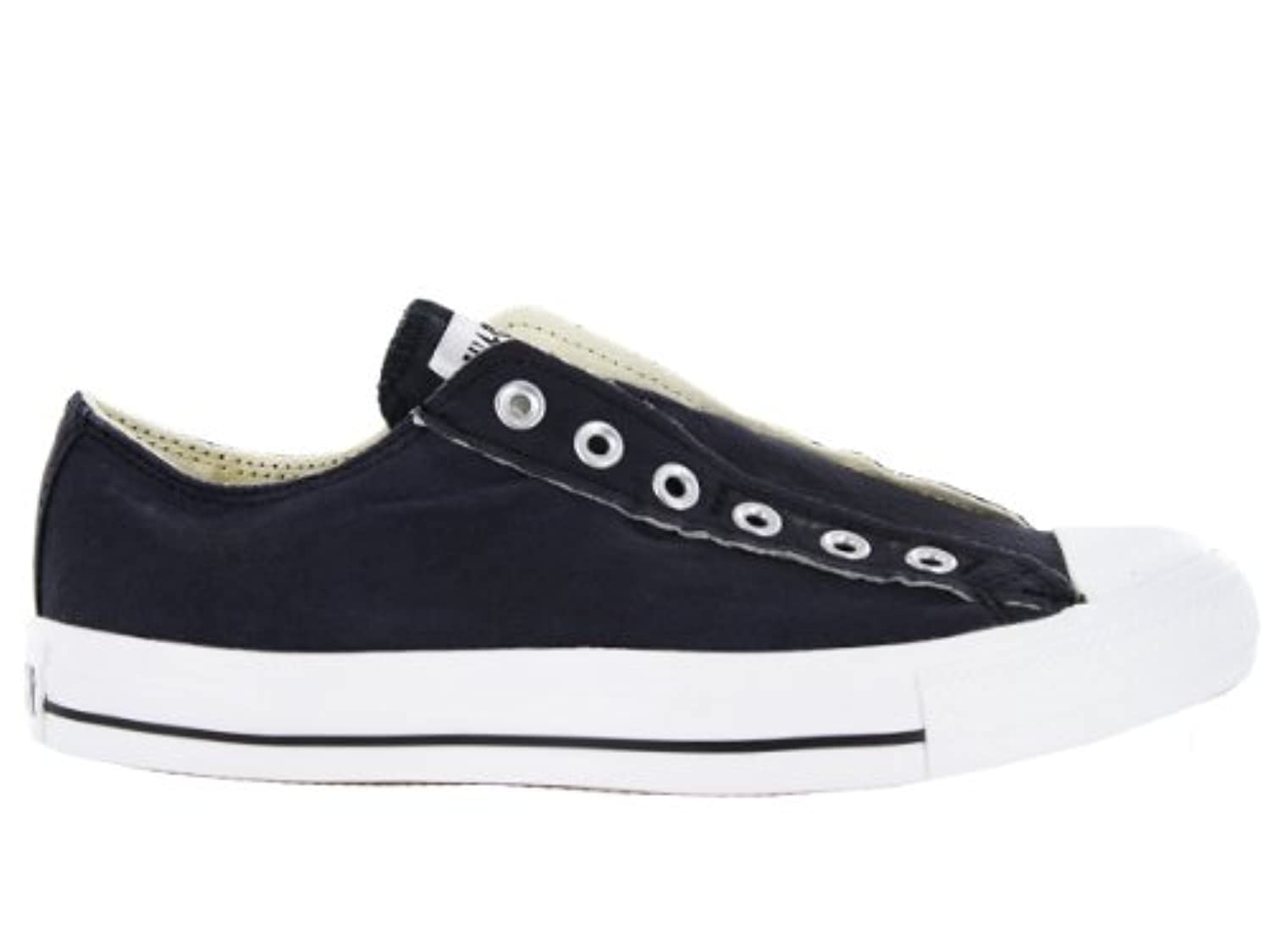 Converse Chuck Taylor Slip On Shoes in Black (IT366), Size: 6.5 D(M) US Mens / 8.5 B(M) US Womens, Color: Black