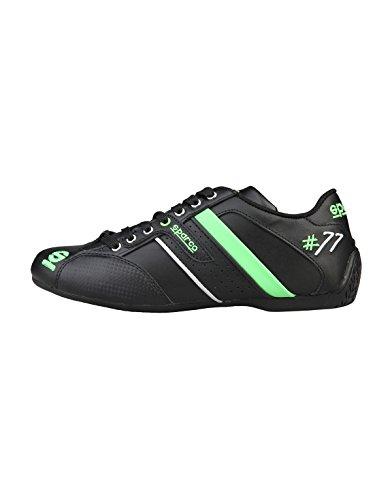 sneakers-scarpe-sparco-time77l-nero-verde-nero
