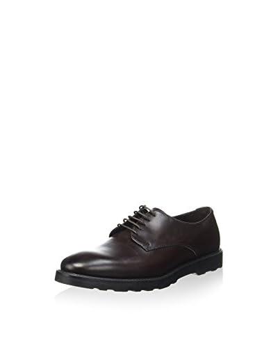 ZZ_Pollini Zapatos derby Marrón Oscuro