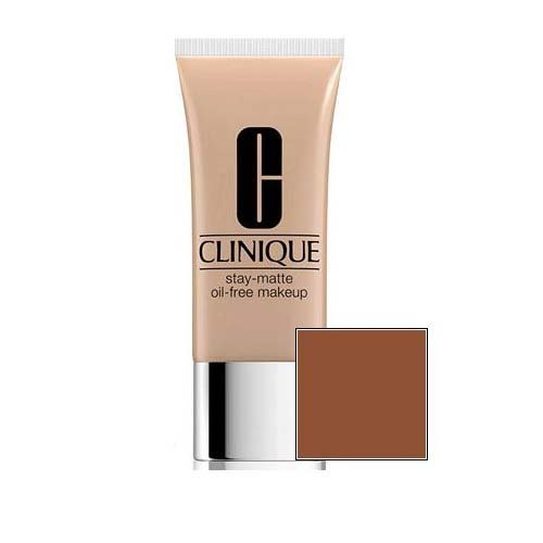 Clinique Stay-matte Oil-free Smooth, Natural-looking Makeup Foundation - Stays Fresh (20 Deep Neutral) by Illuminations