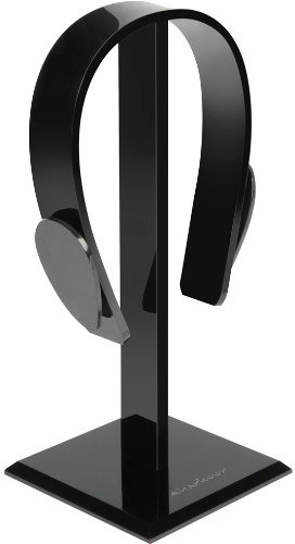 X-Rest - Headset-Stand - Shiny Black