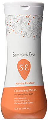 Summer's Eve Feminine Wash, Morning Paradise 440 ml (Pack of 3)