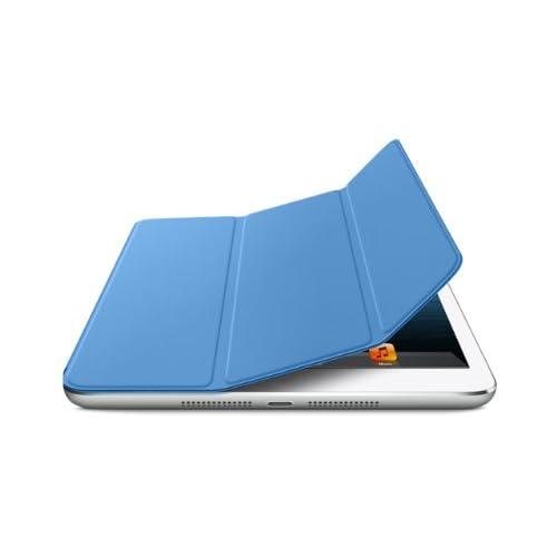 【アップル 純正】Apple iPad Mini Smart Cover スマートカバー ポリウレタン製 【 ブルー Blue 】