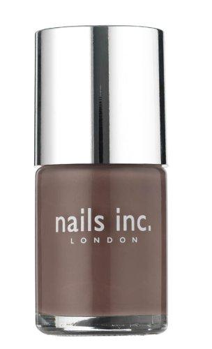 Nails Inc Jermyn Street Soft Taupe Nail Polish - 10 ml