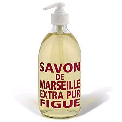 CompagnieDeProvence Compagnie De Provence Liquid Soap 16.9 oz (FIG OF PROVENCE)