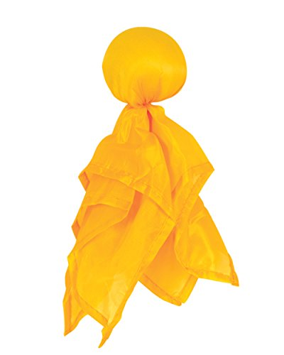 "9"" Football Official Referee Yellow Penalty Flag Costume Accessory"
