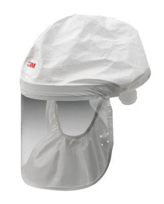 3M Small/Medium Economy Headcover For 3M Versaflo Powered Air Purifying and Supplied Air Respirator Systems