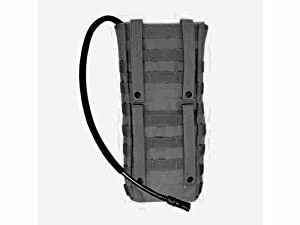 Condor HCB Molle Hydration Carrier With 2.5 L Bladder - Black by Condor Outdoors