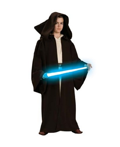 Jedi Robe Costume - Child Costume deluxe