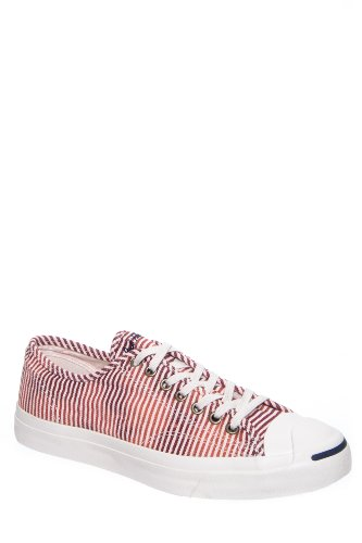 Jack Purcell by Converse Men's Jack Stripe Ox Low Top Sneaker