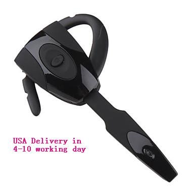 Special Designed Bluetooth Bt Headset For Sony Playstation 3 Ps3 Game And Gaming(Black)