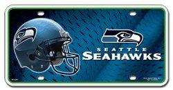 NFL-Seattle-Seahawks-Metal-Auto-Tag