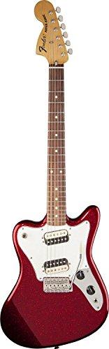 Fender Pawn Shop Super-Sonic, Rosewood Fingerboard, Apple Red Flake