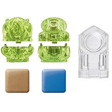 Ben 10 Ultimate Alien Ultimate Swampfire Ultimate Echo Echo Molds