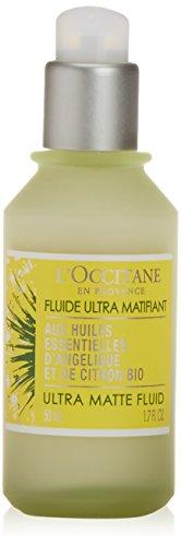 L'Occitane Angelica Ultra Matte Fluid Crema Viso - 50 ml
