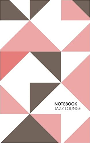 Jazz Lounge Lined Notebook