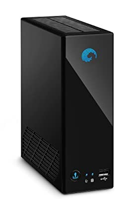 Seagate BlackArmor NAS 110 1 TB Network Attached Storage ST310005MNA10G-RK by Seagate