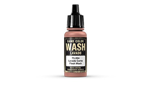 Vallejo Flesh Wash, 17ml