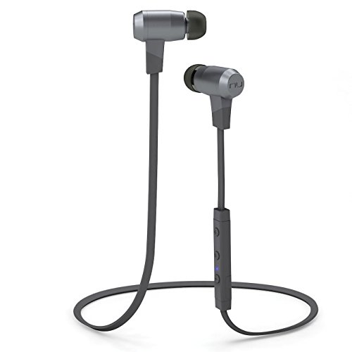 NuForce BE6i Wireless Bluetooth Earbuds