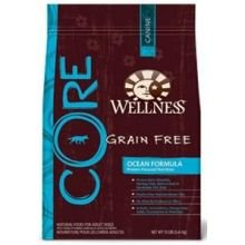 Wellness Now Core Grain Free Ocean Formula Dry Dog, 4 Pound -- 6 Per Case.