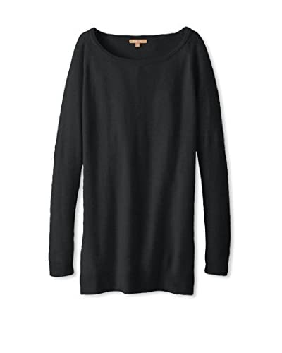 Kier & J Women's Cashmere Tunic  [Black]
