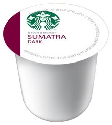 Starbucks Sumatra, K-Cup Portion Pack for Keurig K-Cup Brewers, 10-Count (Pack of 3)