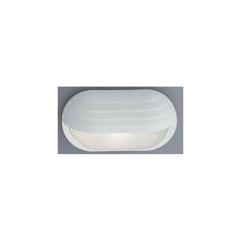 Designers Fountain Outdoor 2603 WH Budget Cast Aluminum Lighting White