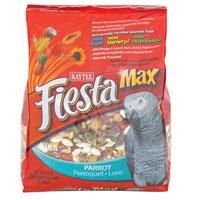 Kaytee Fiesta Fortified Gourmet Bird Food for Parrots