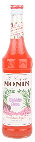 Monin Premium Bubble Gum Syrup 700 ml